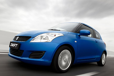 Suzuki Swift 3 uşi