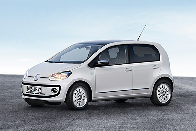 Volkswagen up! 5 uşi