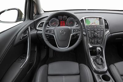 Opel Astra Sedan 1 4 Turbo 140 Cp Automat Automobile Noi