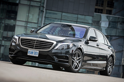 Mercedes-Benz S-Class Long