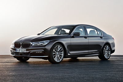 BMW 7 Series Long