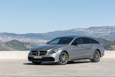 Mercedes-Benz CLS-Class Shooting Brake AMG