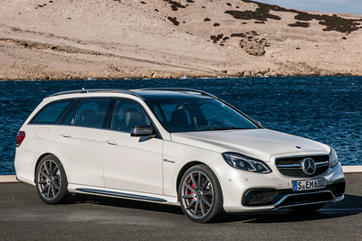 Mercedes-Benz E-Class Estate AMG