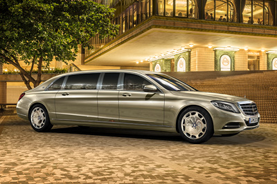 Mercedes-Benz Maybach Pullman