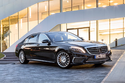Mercedes-Benz S-Class Long AMG