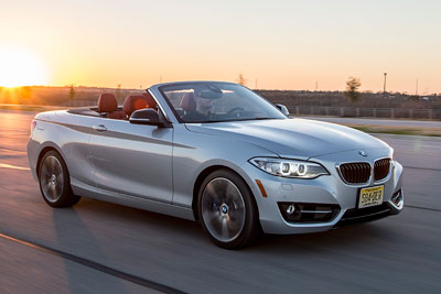 BMW 2 Series Cabriolet