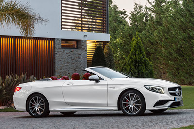 Mercedes-Benz S-Class Cabriolet AMG