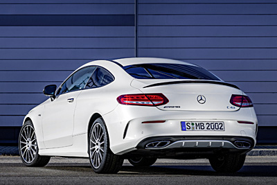 Mercedes-Benz C-Class Coupe AMG