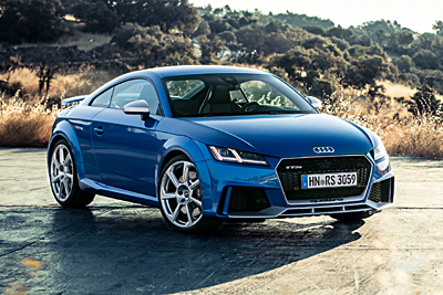 Audi TT RS Coupe