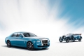 Rolls-Royce a prezentat o ediţie specială - Alpine Trial Centenary Collection Ghost