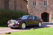 În cinstea reginei: Bentley Mulsanne Diamond Jubilee