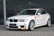 BMW Seria 1 M Coupe, cu tuning de la G-Power