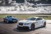 Bentley Continental GT3 Concept – bolidul cu care Bentley revine în motorsport