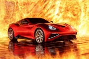 Icona Vulcano – un supercar hibrid de 950 CP! [Video]