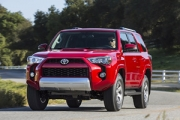 Toyota 4Runner a primit un facelift agresiv