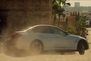 Tom Cruise va conduce un BMW M3 în pelicula Mission: Impossible – Rogue Nation (Video)