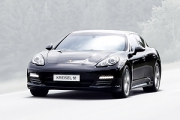 Kreisel a creat un Porsche Panamera Electric – concurent cu Tesla Model S!