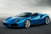 Premieră: Noul Ferrari 488 Spider (Video)