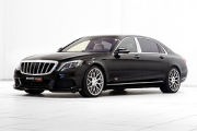 Mercedes-Maybach S 600 a primit mai multă individualitate de la BRABUS!