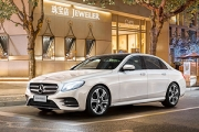 """Mini Maybach"" – noul Mercedes-Benz E-Class L cu ampatament mărit! (Video)"