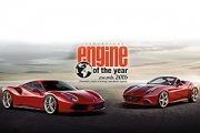 International Engine of the Year 2016: Propulsorul turboaspirat Ferrari ia premiul cel mare!