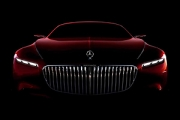 Vision Mercedes-Maybach 6 va debuta pe 18 august la Pebble Beach