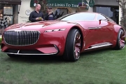 Vision Mercedes-Maybach 6 este ghidat de o telecomandă! (Video)
