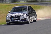 Audi testează nemilos noul RS3 Sedan pe Nurburgring! (Video)