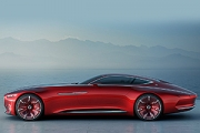 Vision Mercedes-Maybach 6 a fost deconspirat!