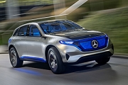 Mercedes-Benz anunță brandul EQ cu SUV-ul electric Generation EQ! (Video)