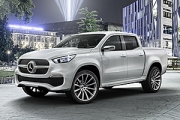 Premieră: Noul Mercedes-Benz X-Class Concept! (Video)