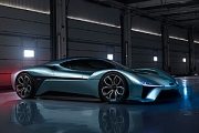 Chinezii au construit cel mai potent şi rapid vehicul electric – NIO EP9! (Video)