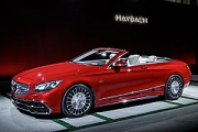 Premieră: Noul Mercedes-Maybach S 650 Cabriolet! (Video)