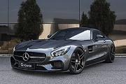G-Power stoarce 610 CP din Mercedes-AMG GT!
