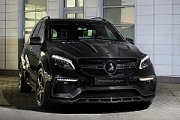 Atelierul rus TopCar a modificat SUV-ul blindat Mercedes-Benz GLE Guard!