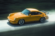 "Porsche 911 RUF CTR ""Yellowbird"" – groaza super-car-urilor anilor '80! (Video)"