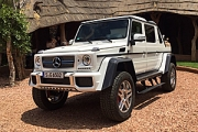 Noul Mercedes-Maybach G 650 Landaulet a fost deconspirat! (Video)