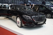 GENEVA 2017: Klassen oferă intimitate pasagerilor din Mercedes-Maybach S-Class (Video)