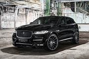 Hamann a modificat noul Jaguar F-PACE (Video)