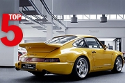 Iată care sunt cele mai memorabile modele exclusiviste Porsche! (Video)