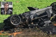 Richard Hammond a avut un accident teribil la volanul hyper-car-ului electric Rimac Concept_One! (Video)