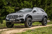Mercedes-Benz a creat o nouă bestie – E-Class All-Terrain 4x4²! (Video)