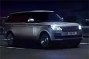 Noul Range Rover facelift a fost deconspirat! (Video)