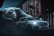 Noul Mercedes-Benz X-Class apare într-un spot incendiar! (Video)