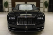 Rolls-Royce a creat o ediţie specială Wraith Spirit of the Union Edition!