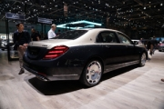GENEVA 2018 LIVE: Mercedes-Maybach facelift