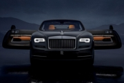 Rolls-Royce Wraith Luminary - cel mai exclusivist coupe britanic