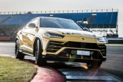 Lamborghini Urus devine lead car la cursele Super Trofeo Europe