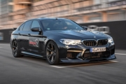 (VIDEO) Tunerii de la AC Schnitzer au modificat sedanul BMW M5
