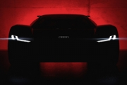 (Teaser) Audi va prezenta la Pebble Beach prototipul unui supercar electric